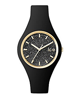 Ice Watch Ladies Glitter Watch - Black