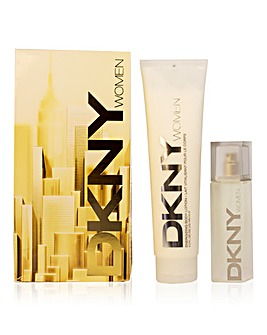 DKNY 30ml EDP 150ml Body Lotion Gift Set