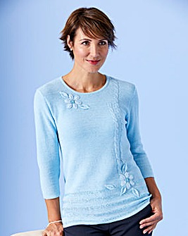 Slimma Tape Yarn Jumper