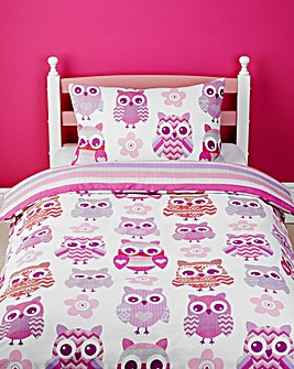 Twit Twoo Duvet Cover Set
