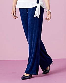 Classic Leg Slinky Trousers Regular