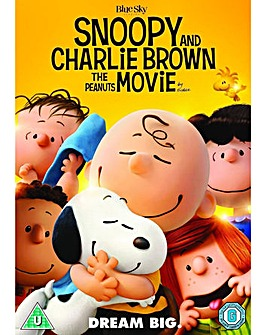 Snoopy Charlie Brown Peanuts Movie