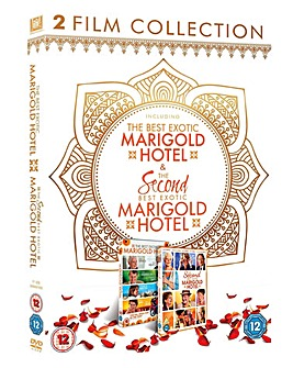 Second Best Exotic Marigold Hotel 1&2
