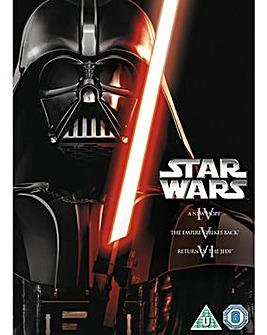 Star Wars The Original Trilogy Ep IV-VI
