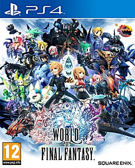 World of Final Fantasy Day 1 Edition PS4