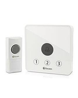Swann W/less Doorbell Kit