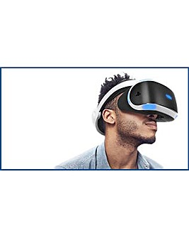 PS VR Headset PS4 REQUIRES CAMERA