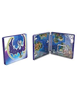 Pokemon Moon Steelbook Fan Edition 3DS
