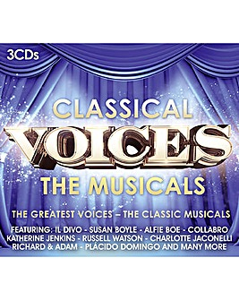 Classical voices of the musicals