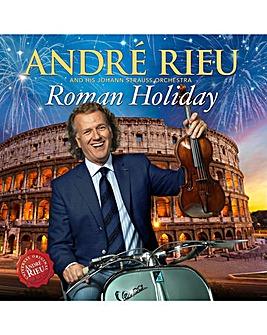 Andre Rieu roman holiday