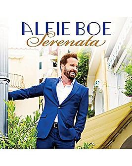 Alfie Boe serenata