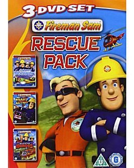 Fireman Sam  Rescue Pack