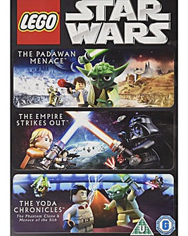 Star Wars Lego Triple Pack