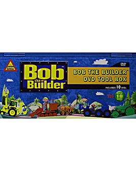 Bob The Builder Toolbox Boxset