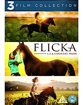 Flicka  Flicka 2  Flicka Triple Pack
