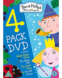 Ben And Holly Little Kingdom Collection