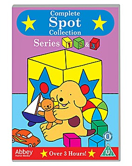 Spot Complete Collection Series 1 to 3