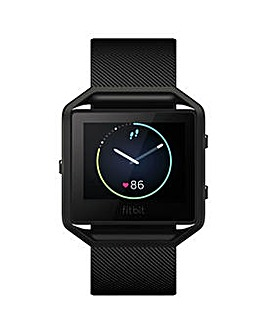 Fitbit Blaze Smart Watch - Gunmetal