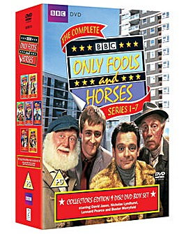 Only Fools and Horses Series 1 to 7