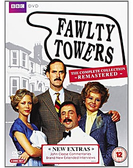 Fawlty Towers Complete Collection