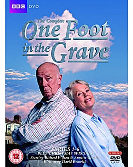 One Foot In The Grave Series 1 to 6