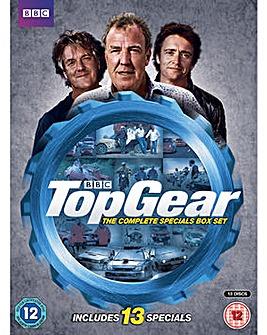 Top Gear Complete Specials Box Set