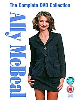 Ally Mcbeal S1 to 5