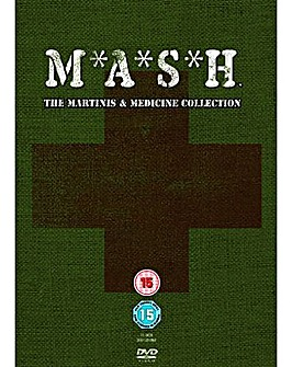 Mash Complete Collection