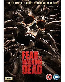 Fear The Walking Dead Season 1 to 2