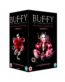 Buffy Complete Boxset