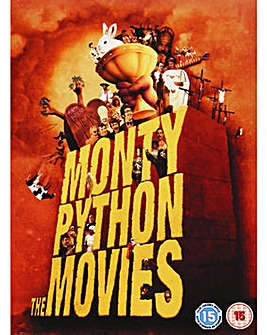 Monty Python Movie Boxset