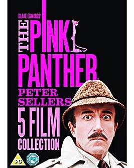 Pink Panther Boxset Peter Sellers