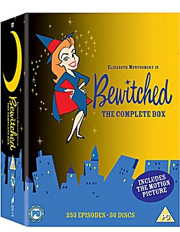 Bewitched The Complete Series