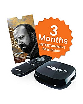 NOW TV Box 3 Months Entertainment Pass