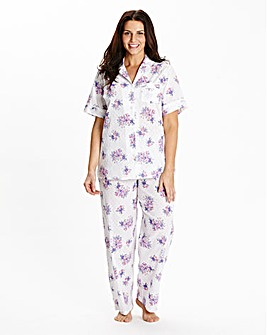Pretty Secrets Floral Print Pyjamas