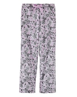Printed Pyjama Bottoms Petite 26in
