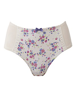 Naturally Close Printed Shortie Brief