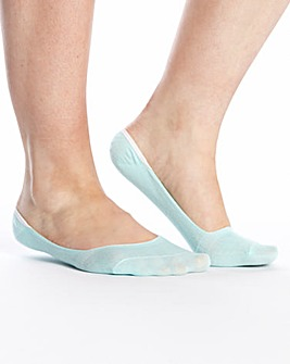 Naturally Close Pack of 3 Footsie Socks