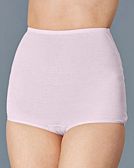 5 Pack Cotton Comfort Assorted Briefs