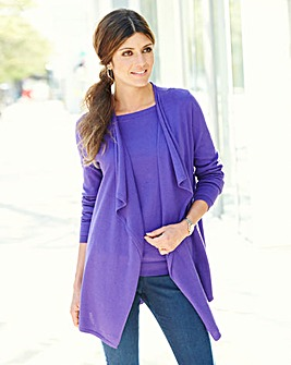 JOANNA HOPE Cashmere Mix Cardigan
