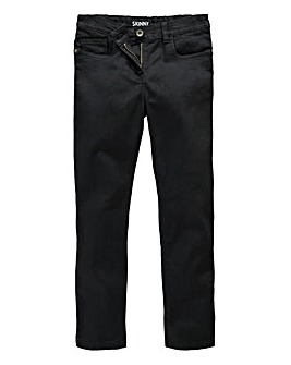 Union Blues Girls Skinny Jeans Generous