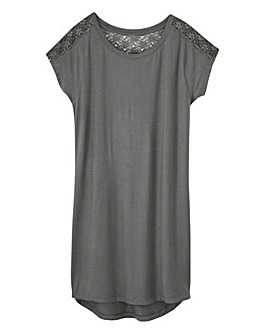 Pretty Secrets Lace Inset Nightdress