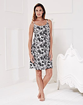 Pretty Secrets Cotton Jersey Chemise