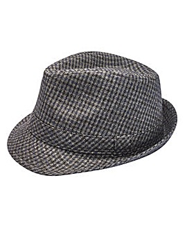 Williams & Brown Herringbone Trilby