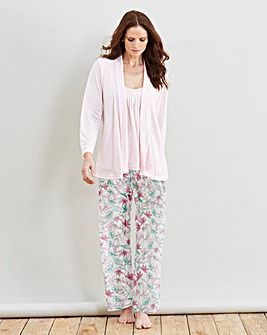 Naturally Close 3-Piece Pyjama Set