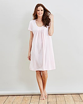 Naturally Close Pleat Nightdress 48in