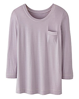 Pretty Secrets Jersey Pyjama Top
