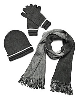 Williams & Brown Hat, Scarf and Glove Se