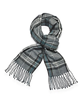 Williams & Brown Smart Check Scarf