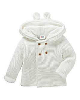 Baby Knitted Cream Cardigan
